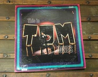 Tom Jones Album