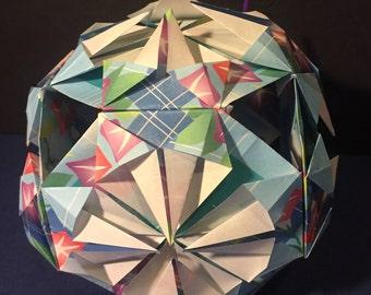 Origami 6Flower Ball