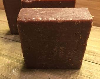 Vanilla Oatmeal Soap- All Natural Soap, Handmade Soap, Homemade Soap, Handcrafted Soap