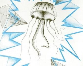Big Bang Jellyfish