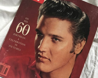 Life Magazine's Commemorative Issue of Elvis