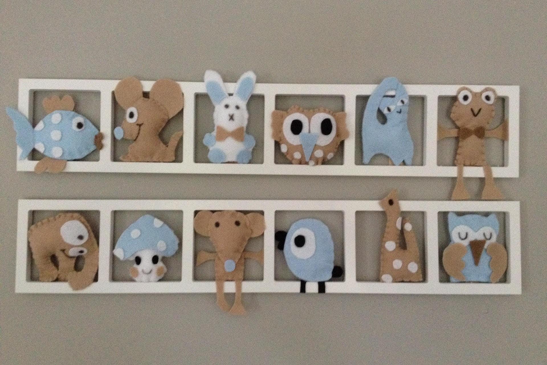 Cadeau naissance Idée décoration chambre enfant et bébé