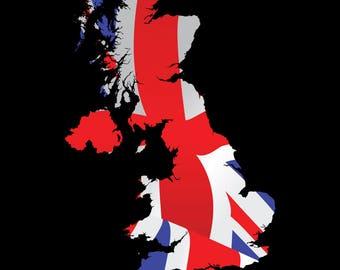 T-shirt Design / UK