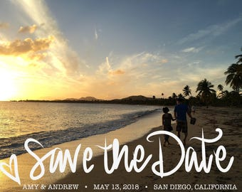 Save the Date (Digital Download)
