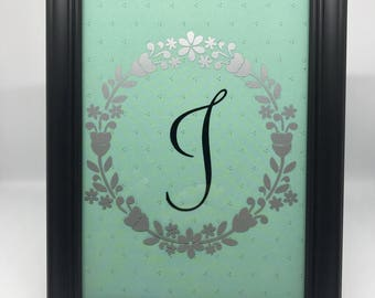 Customized Initial Frame