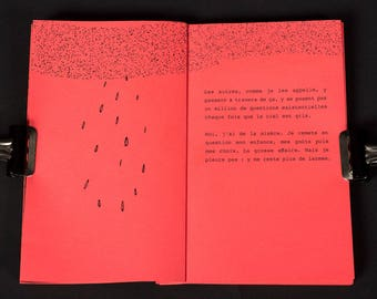 Zine - Why never asked if I wanted to come to the world?