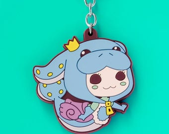 Urf Nami Keychain - League of Legends Inspired