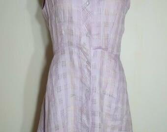 Made to Measure Summer Shirtdress