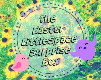 The Easter LittleSpace Surprise Box