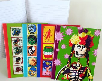 Mexican inspired design Notebook