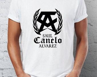 Saul 'Canelo' Alvarez T-Shirt