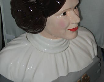 Princess Leia Cookie Jar from Star Jars