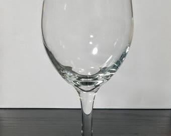 Custom 14oz wine glass.