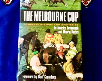 The Melbourne Cup by Maurice Cavanough and Meurig Davies 1971