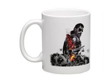 Metal Gear Solid 5 The Phantom Pain Mug