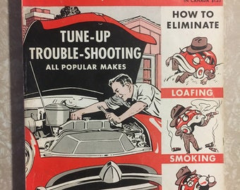 Auto Repair Kinks 1953 edition