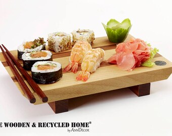 Eco Home - Sushi Serving Board
