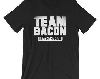 Funny Bacon Shirt / Bacon T-Shirts for Women / Bacon T-Shirts for Men