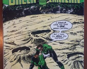 GREEN LANTERN vol 2 no. 193 Canadian Cover Variant 1985 DC Comics