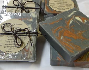 Man About Town Handmade Soap