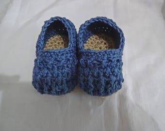 Handmade booties
