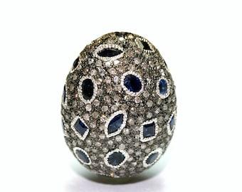 Sapphire Egg Ball