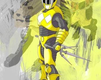 The Yellow Ranger