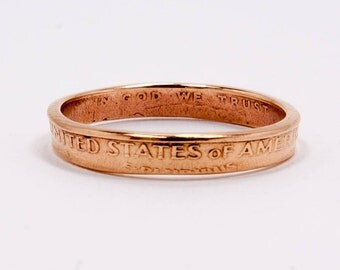 Penny Stacking Ring