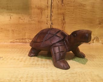 Koa Wood Turtle