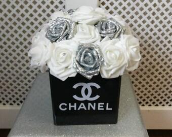 Chanel home decor | Etsy