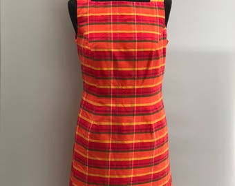 secondhand 60's inspired dress