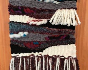 liquidation tapisserie d coration murale faite au crochet. Black Bedroom Furniture Sets. Home Design Ideas