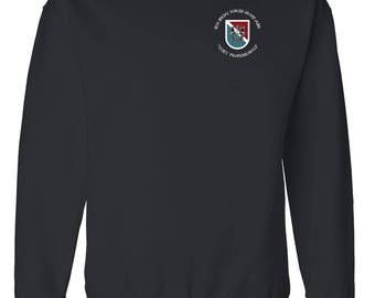 11th Special Forces Group Embroidered Sweatshirt-3755
