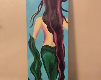 "12""x36"" Mermaid"