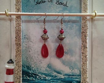 DANGLE EARRINGS, ethnic
