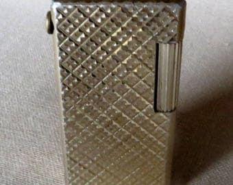 Antique silver FLAMIDOR lighter