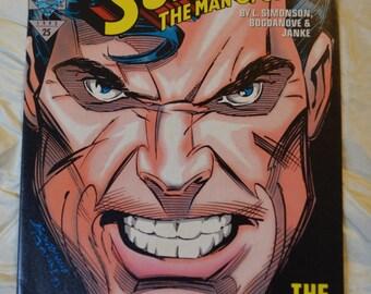 Superman comic book, DC Comics, Reign of the Supermen, No. 25, September 1993