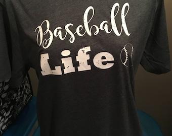 Baseball Life T