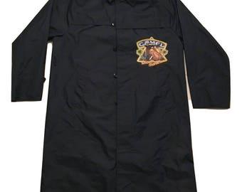 CAMEL Cigars windbreaker Rain COAT jacket Vintage 90s - Sz XL