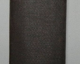 Holy Bible from American Bible Society ~ Inscribed with Date of 1927 ~ Vintage