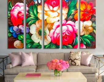 Flowers Wall Art 461