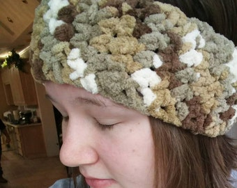 Crochet Headband/ Ear Warmer