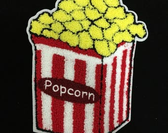 popcorn iron on high quality  sequins / embroidered