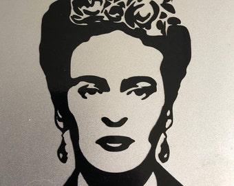 Frida Kahlo Vinyl Decal