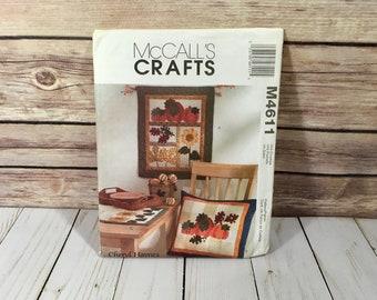 McCall's Crafts Pattern by Cherly Haynes: Pattern #M4611