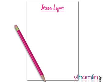 Personalized Notepads - Personalized Stationery Gifts for Her - Custom Notepads - Cute Gifts for Teens / SASSY /