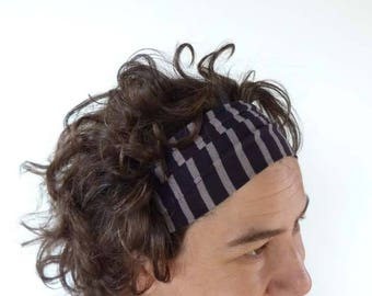 Headband made from recycled cotton jersey BD 020