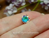 8mm Opalescent Topaz, Loo...