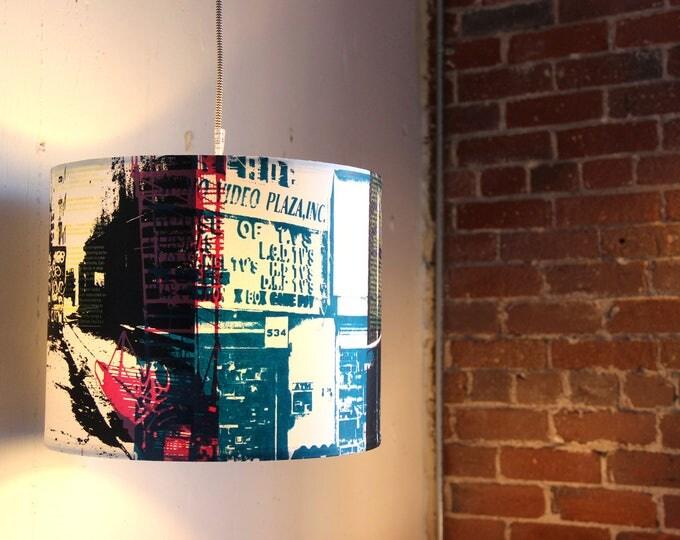 Downtown Pendant Lamp