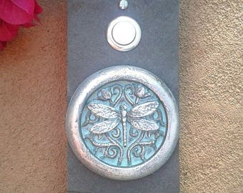 Craftsman Dragonfly Doorbell